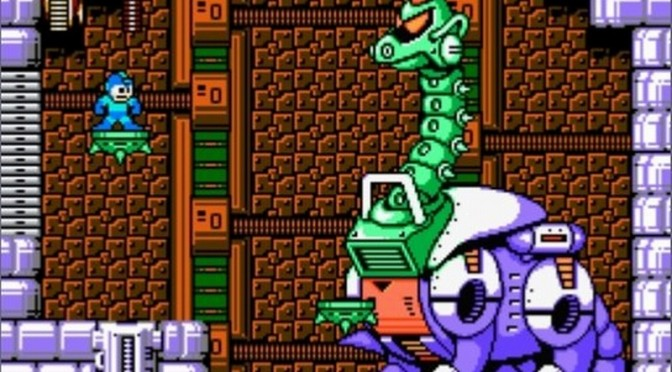 Mega Man: Revenge of the Fallen Is A New Freeware Game That Deserves Your Immediate Attention