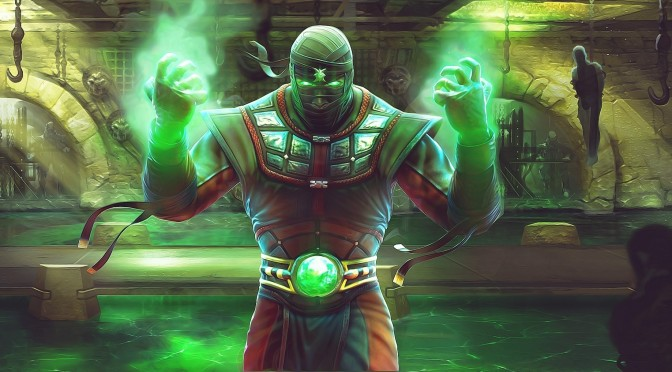 Mortal Kombat X – Ermac Joins The Roster, Gets Reveal Trailer