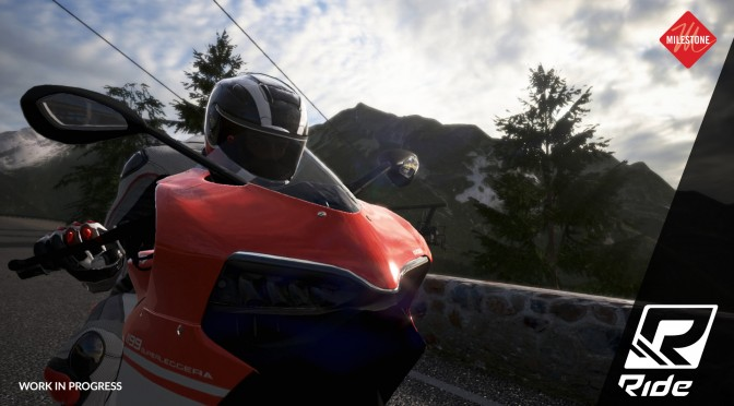 RIDE – Demo To Be Made Available Later Today