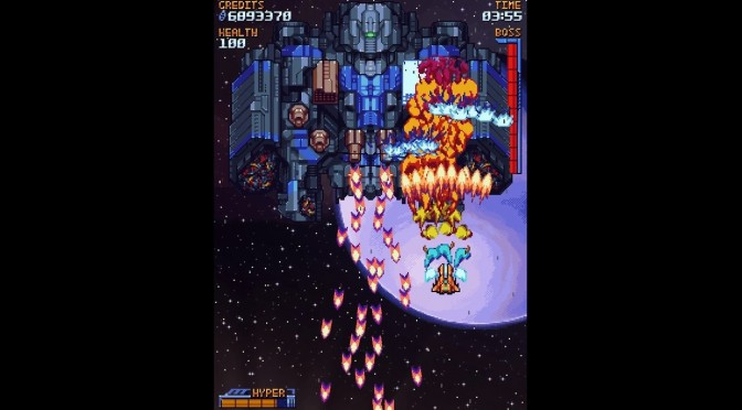 Super Galaxy Squadron – Retro Space Shoot-'em-up – Now Available On Steam