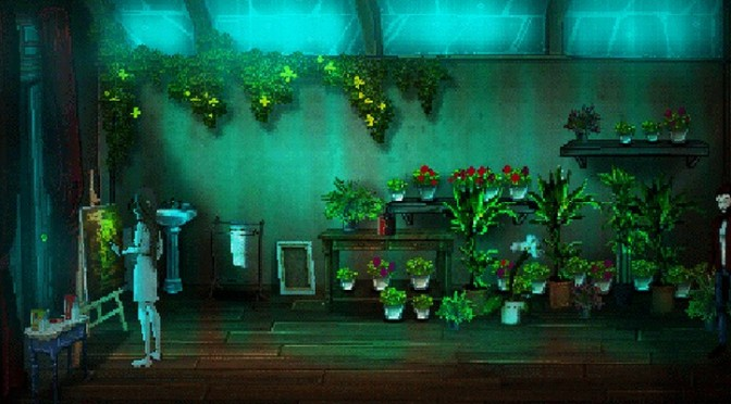 Under That Rain Is An Old-school Adventure Psychological Horror Game, Gets IndieGoGo Campaign
