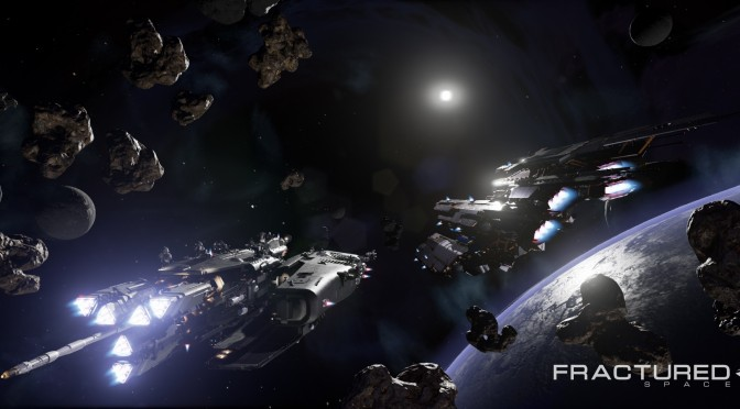 Fractured Space – New Set Of Screenshots Released