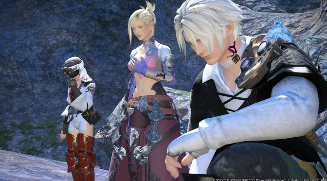 Final Fantasy XIV: A Realm Reborn – Patch 2.5 Now Available