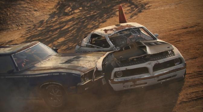 Next Car Game: Wreckfest – Next Build Will Feature An Improved Physics Engine, New Screenshots