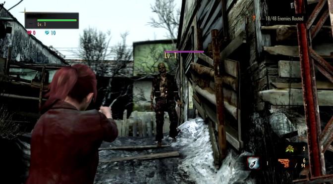 Resident Evil Revelations 2 – New Screenshots Showcasing Its Raid Mode