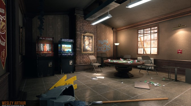 """Here Is Rockstar Game's """"Bully"""" Recreated In Unreal Engine 4"""