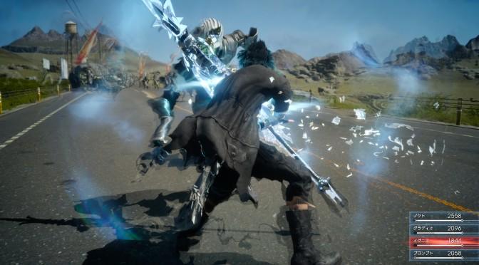 Final Fantasy XV – New Screenshots Released