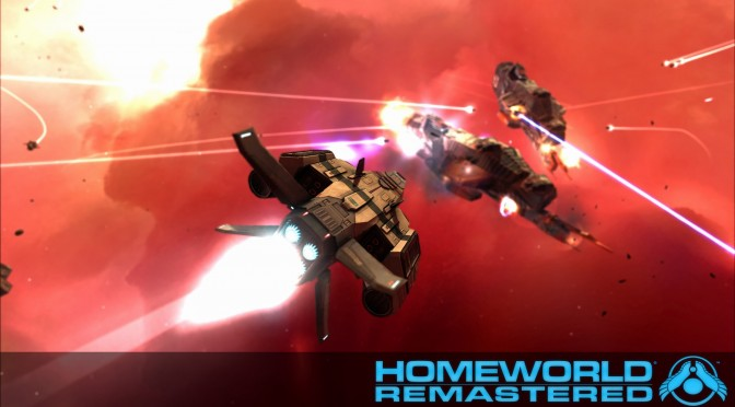 Homeworld Remastered Collection – First Screenshots + PC System Requirements