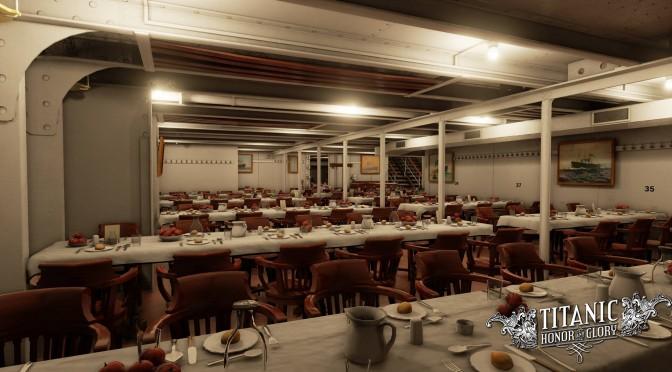 Titanic: Honor and Glory Gets New Beautiful Screenshot, New Gameplay Video Coming On February 22nd