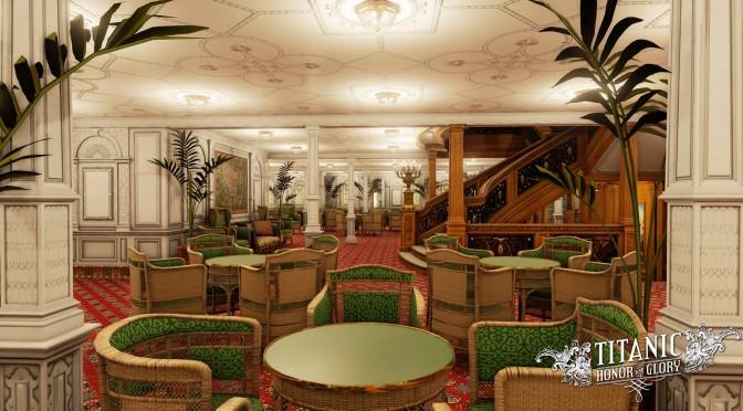 Titanic: Honor and Glory – Three New In-Game Screenshots, Kickstarter Campaign Launches Tomorrow