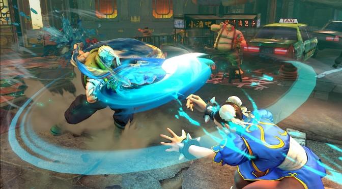 Street Fighter V – New Screenshots & Trailer Dedicated to Charlie Nash