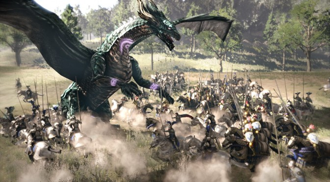 Bladestorm Nightmare – PC Version Based On Current-Gen Version, Graphics To Exceed PS4 Quality