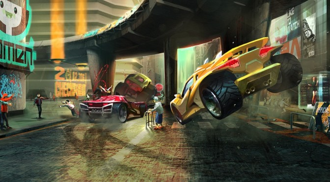 Carmageddon: Reincarnation – Latest Update Brings Massive Performance Improvements, Adds SLI Support