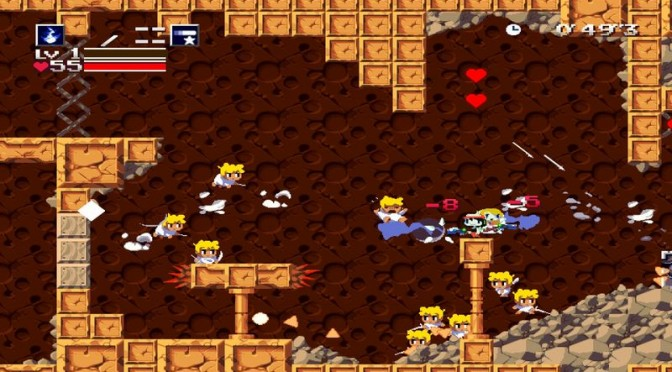 Review: Cave Story+