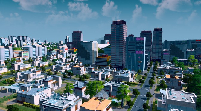Cities Skylines feature