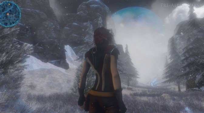 Edge Of Eternity – Open World JRPG with Non-Linear Story – Kickstarter Campaign Launched