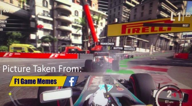 F1 2015 – First WIP Screenshots Leaked
