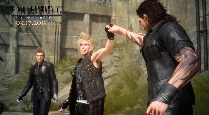 "Final Fantasy XV – New ""Duscae"" Screenshots Released"