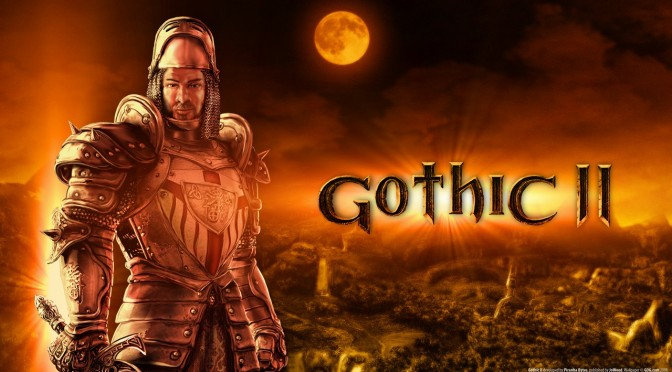 Gothic 2 Gets DX11 Renderer That Adds Ambient Occlusion, Dynamic Shadows, Normal Mapping & More