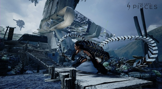 """Unreal Engine 4-powered """"The Lost Pisces"""" Looks Phenomenal, Incoming Kickstarter Campaign"""