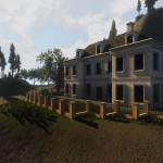 Hillside-Mansion
