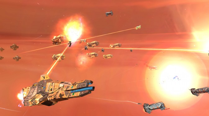 Homeworld Remastered Collection Gets Second Developer Diary
