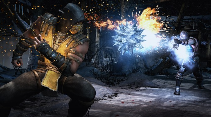 Mortal Kombat X Gets New 15GB Patch, Includes Save Data Loss Fix