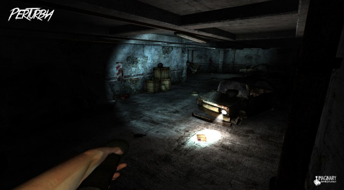 Perturbia – First-Person Horror Adventure Game – Kickstarter Launched, Demo Available to Download