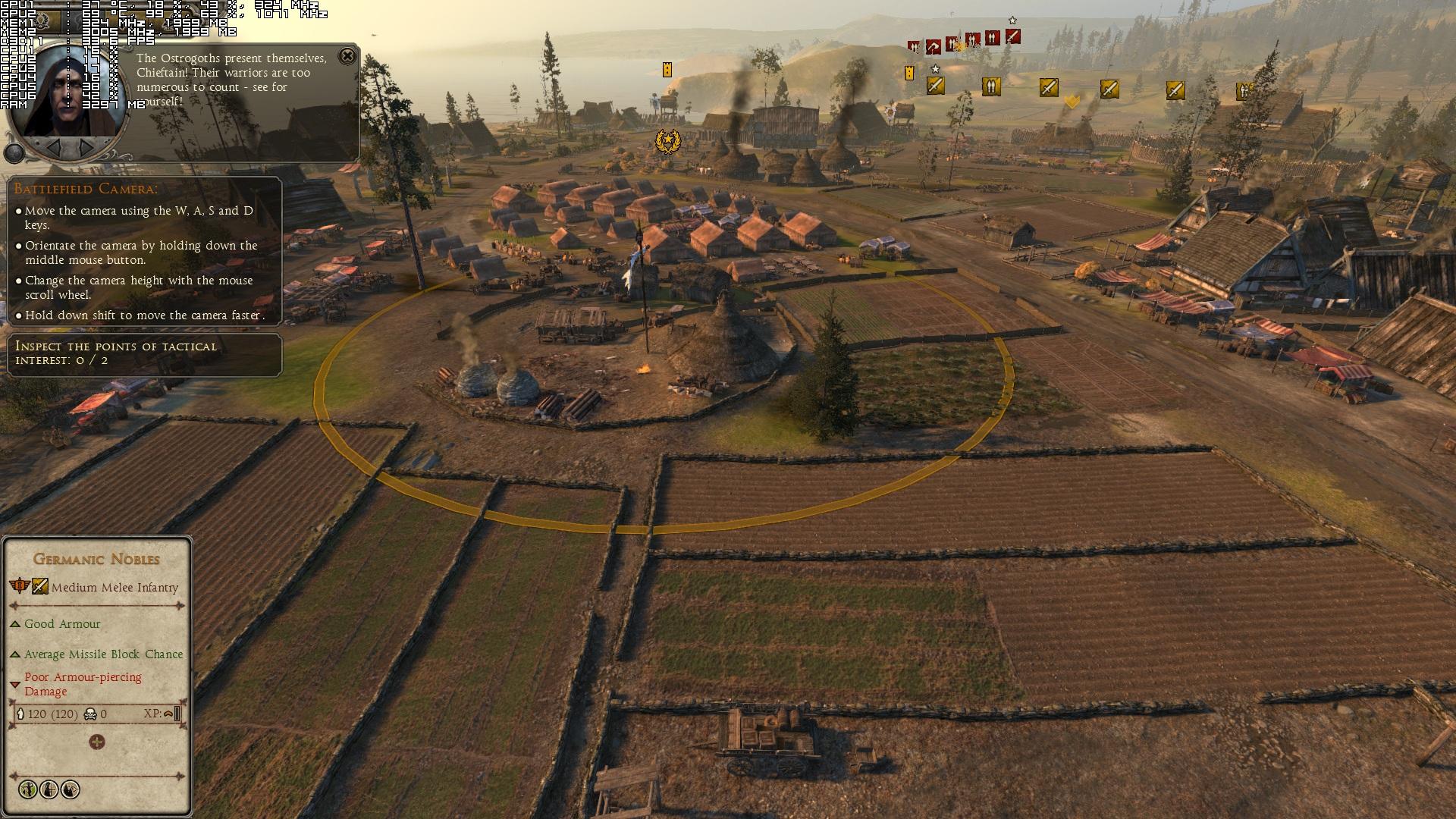 Total War: ATTILA - PC Performance Analysis - DSOGaming