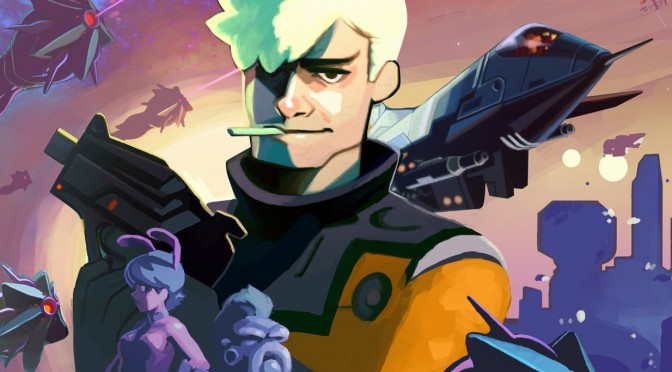 Starr Mazer Combines Shmups with Point and Click Adventure Games