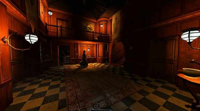 The Dark Mod 2.09 is now available for download, brings better performance & graphics