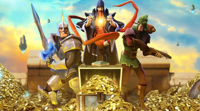 The Mighty Quest for Epic Loot is Officially Released, Gets Launch Trailer