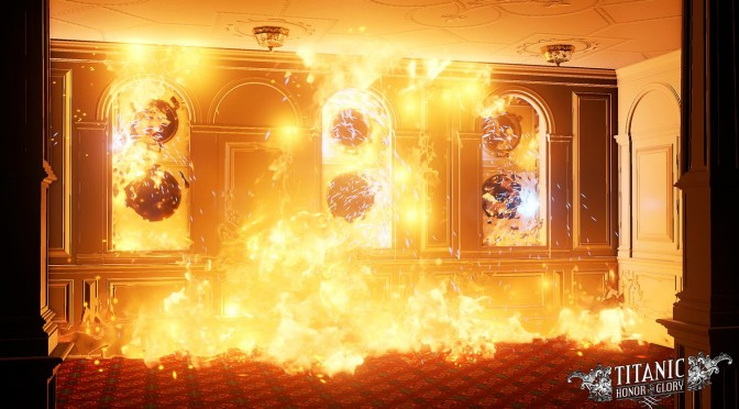 Titanic – Honor and Glory – New Comparison Screenshots Between Unreal Engine 4 & CRYENGINE