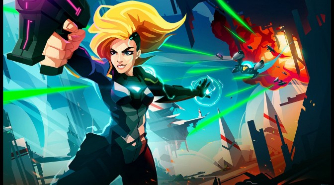 Velocity 2X Coming to PC This Summer, Will Be Published by Sierra