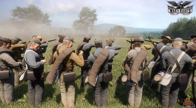 War of Rights – CRYENGINE-powered Large-scale Online Authentic Civil War FPS