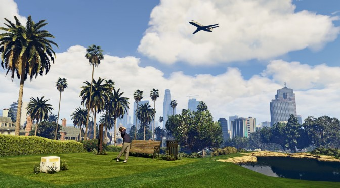 Grand Theft Auto V – 15 Brand New PC Screenshots Released