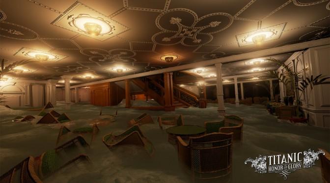 Titanic: Honor and Glory – New Screenshots Released