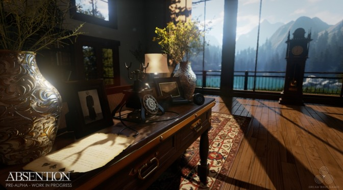 Absention – New Survival Horror Game Powered by Unreal Engine 4 – First Details & Screenshots