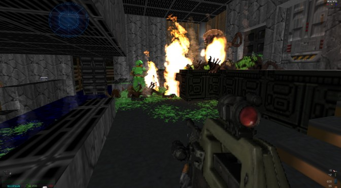 Aliens: The Ultimate Doom – Total Conversion Mod – Beta 8.0 Now Available