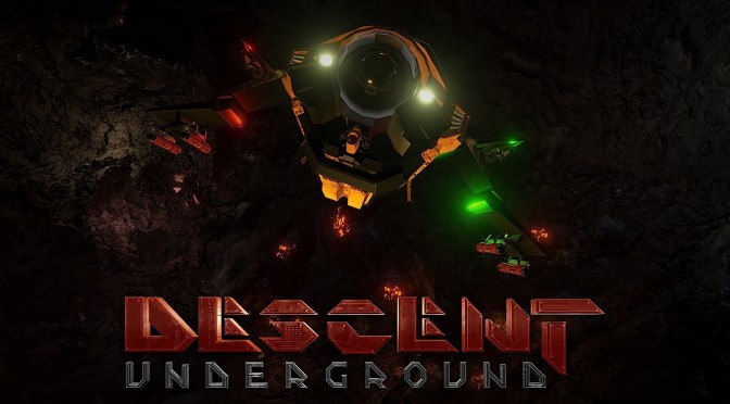 Descent: Underground – New patch significantly improves AI