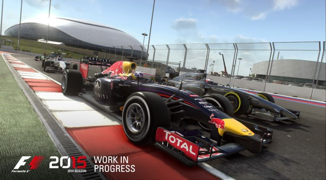 F1 2014 versus F1 2015 – Old-Gen versus Current-Gen F1 Games Comparison Screenshots