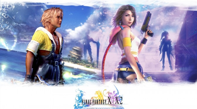 Rumour: Final Fantasy X|X-2 HD Remaster Listed by Amazon France, Coming on March 25th