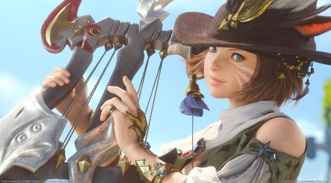 Final Fantasy XIV: A Realm Reborn – Patch 2.5.5 Now Available
