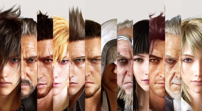 Final Fantasy XV – New Gameplay Videos Unveiled