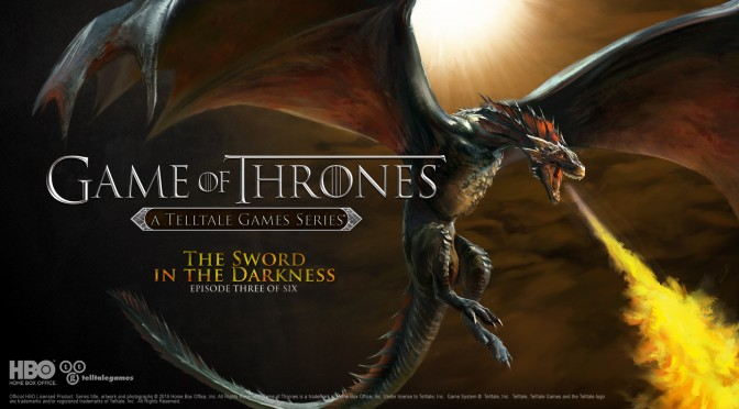 Game of Thrones: Episode 3 Releases Today on the PC