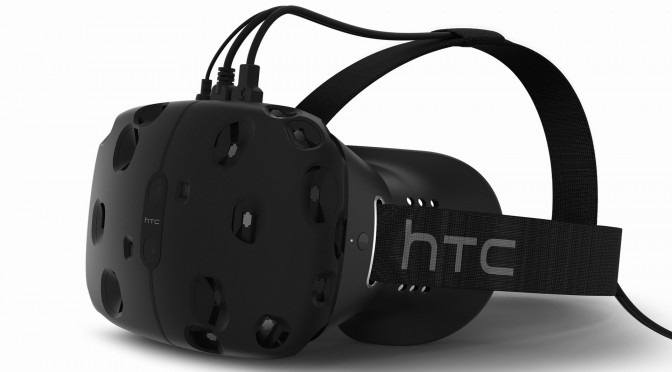 HTC & Valve Team Up For Virtual Reality Headset