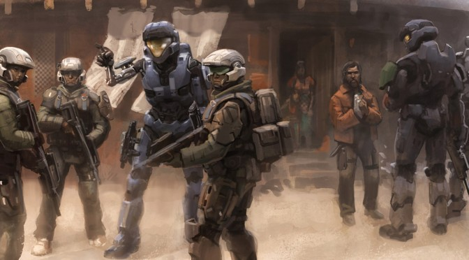Halo Online Revealed Free To Play Fps Exclusively For The Pc