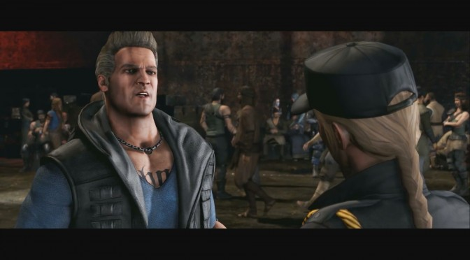 Mortal Kombat X – Johnny Cage & Sonya Blade Return, New Trailer Focuses on the Cage Family