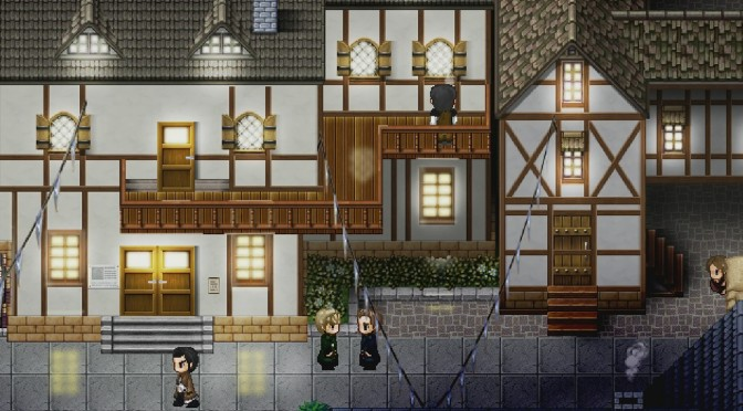 """Melancholy Republic – 16bit JRPG That Promises to Be A """"Heartbreaking Tragedy"""""""