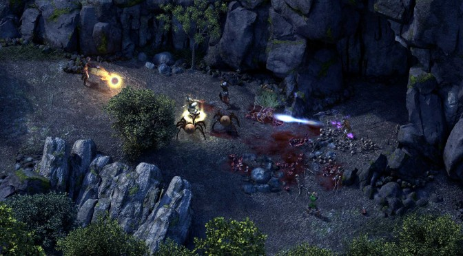 Pillars of Eternity – Update 3.01 Is Now Available